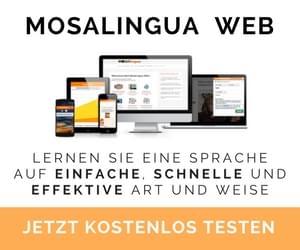 Logo von MosaLingua Web